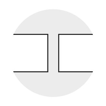 XDUR: dettaglio spigolo vivo